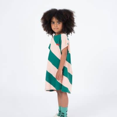 Bobo Choses - Cherry evase dress