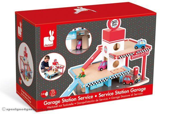 Houten Garage Janod : Janod garage pompstation ranjameteenrietje
